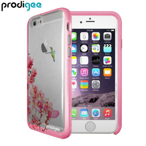 "A dual-layered transparent polycarbonate and coloured bumper case with a unique artistic ""Blossom"" design for your iPhone 6S / 6. Slim, light and durable, this case really does its job while looking fantastic, allowing your iPhone's style to shine through"