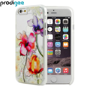 "A dual-layered transparent polycarbonate and coloured bumper case with a unique artistic ""Paradise"" design for your iPhone 6S Plus / 6 Plus. Slim, light and durable, this case really does its job while allowing your iPhone's style to show!"