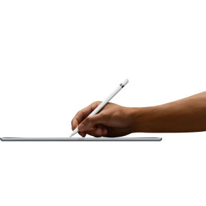The official Apple Pencil is made specifically for your iPad Pro, making it the perfect creative accessory. Designed by Apple, this stylus will transform your iPad Pro into a powerful annotating, sketching and drawing tool.