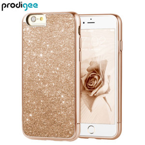 Coque iPhone 6S Plus / 6 Plus Prodigee Sparkle Fusion - Or Rose