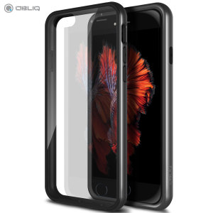 Coque iPhone 6/6S Obliq MCB One Series - Grise