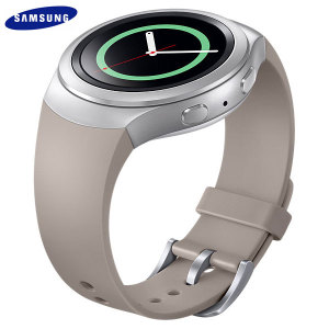 Bracelet Montre Samsung Gear S2 Officiel - Gris