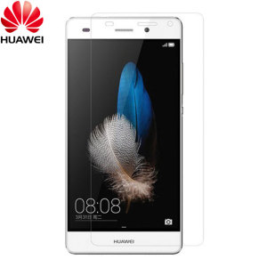 Protect the screen of your Huawei P8 Lite 2015 smartphone from scratches and scrapes with this official screen protector.