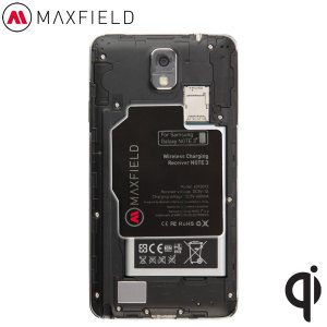 Enable wireless charging for your Samsung Galaxy Note 3 without replacing your back cover or case with this Qi Internal Wireless Charging Adapter from Maxfield.