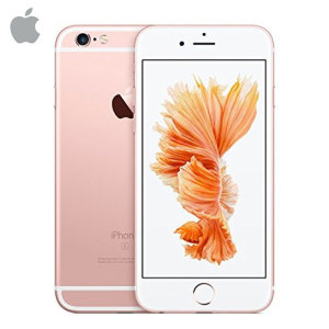 Unlocked 64GB iPhone 6S in rose gold. With a 4.7 inch display featuring a 750 x 1334 resolution, 12MP camera and running iOS - this Apple smartphone is ready for anything you can throw at it.