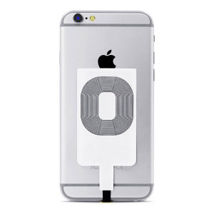 Enable wireless charging for your iPhone 6S / 6 without replacing your back cover or case with this Qi Wireless Charging Adapter. Simply plug into your iPhone 6S / 6 and instantly enjoy wireless charging.