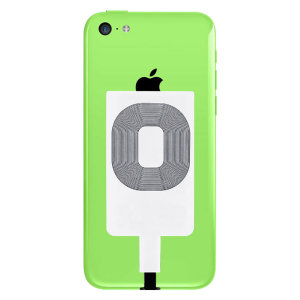 Enable wireless charging for your iPhone 5C without replacing your back cover or case with this Qi Internal Wireless Charging Adapter from Choetech.