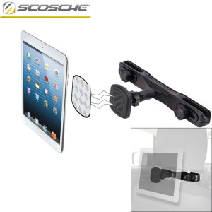 Scosche MagicMOUNT XL Headrest Universal Tablet Mount