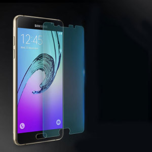 The Rearth ID Glass 9H Tempered Glass Screen Protector for the Samsung Galaxy A5 2016 has been developed to be ultra-responisve, feature HD clarity and is made from slim, scratch resistant glass to protect the phone's precious screen from impacts.