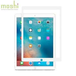 Designed for the iPad Pro 12.9 inch, the iVisor AG in white is the next generation screen protector that has been expertly designed to protect your display while reducing glare and smudging.