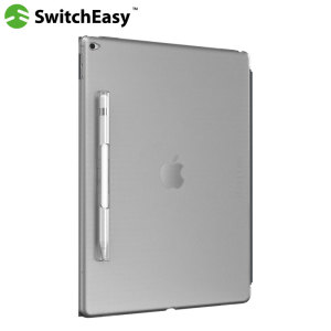 The CoverBuddy in clear provides tough, lightweight protection and great functionality. Compatible with Apple's Smart Keyboard, Smart Cover and with a holder for the Apple Pencil, this really is the perfect companion for your iPad Pro 12.9 2015.