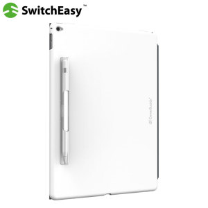 Funda iPad Pro 12.9 SwitchEasy CoverBuddy - Blanca
