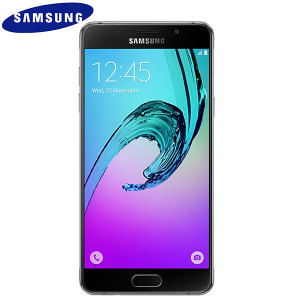 Unlocked 16GB Samsung Galaxy A5 2016 in black. With a 5.2 inch display featuring a 1080 x 1920 resolution, 13MP camera and running Android 5.1 - this Samsung smartphone is ready for anything you can throw at it.