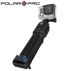 The ProGrip from PolarPro is so much more than just an average grip. Featuring dry storage for up to two batteries, floating ability so you'll never lose it underwater and a compartment for the GoPro remote, you can capture amazing footage with this handy