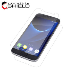 Protection d'écran Samsung Galaxy S7 InvisibleShield HD Full Body