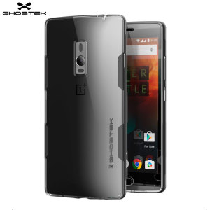 Funda OnePlus 2 Ghostek Cloak - Transparente / Negra