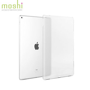 The clear Moshi iGlaze Stealth case and the iPad Pro 12.9 2015 were made for each other. When this invisible slim fitting case is adding protection the back and sides of your device, you won't even know its there!