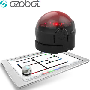 Introducing the Ozobot 2.0 Bit in titanium black, the perfect way to introduce children to computer science, robotics and coding in a fun and imaginative way.
