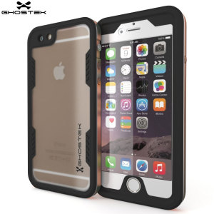 Coque iPhone 6S / 6 Ghostek Atomic 2.0 Waterproof Tough - Or