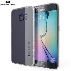 La funda protectora Cloak fabricada por Ghostek proporciona una completa protección a su Samsung Galaxy S6 Edge.