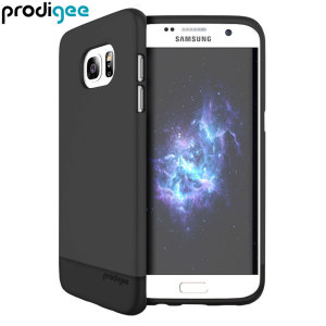 Slim-fitting, colourful accents and 2 piece construction for your Samsung Galaxy S7 Edge, whilst keeping it well protected. The black Accent case from Prodigee is slim, light and attractive.