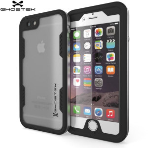 Equipe su iPhone 6S / 6 con la protección más extrema y duradera. La funda Ghostek Atomic 2.0 es completamente resistente al agua y proporciona una protección excelente contra caídas y golpes.