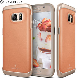 Made from dual layers of rugged TPU and tough polycarbonate with bonded premium textured layers and featuring a stunning salmon pink leather design, the Envoy Series tough case keeps your Galaxy S7 safe, slim and stylish.