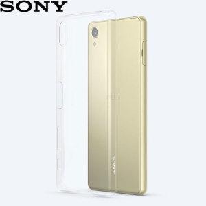 La funda oficial de Sony para el Xperia X protegerá su dispositivo de golpes y arañazos diarios pero mantendrá perfectamente visible el bonito y elegante diseño del teléfono móvil.