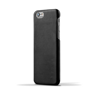 This executive-style leather case from Mujjo in black oozes quality and sophistication. Made from genuine full-grain leather and featuring Moulded Edge technology to reduce damage from friction, this case is the perfect accessory for your iPhone 6S / 6.