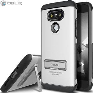 La coque Skyline Advanced Pro de chez Obliq est ergonomique, absorbe les chocs et n'ajoutera que peu d'épaisseur à votre LG G5. De plus, elle possède un support de visionnage intégré sous forme de béquille.