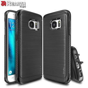Proporciona una excelente protección, sin apenas añadir grosor, para el Samsung Galaxy S7. La Ringke Onyx está fabricada con doble capa, perfecta para proteger su teléfono de golpes y arañazos.