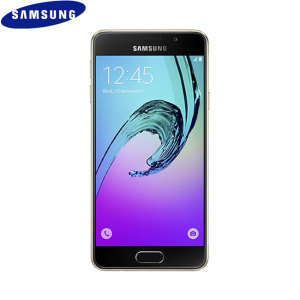Unlocked 16GB Samsung Galaxy A3 2016 in gold. With a 4.7 inch display featuring a 720 x 1280 resolution, 13MP camera and running Android 5.1 - this Samsung smartphone is ready for anything you can throw at it.