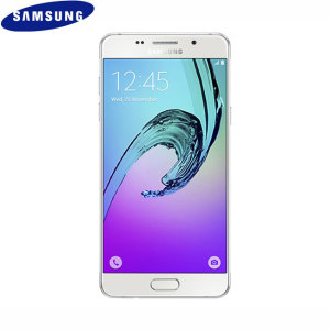 Unlocked 16GB Samsung Galaxy A5 2016 in white. With a 5.2 inch display featuring a 1080 x 1920 resolution, 13MP camera and running Android 5.1 - this Samsung smartphone is ready for anything you can throw at it.