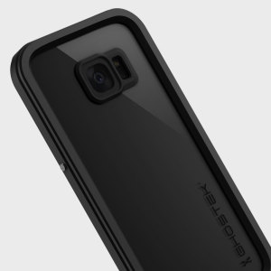 Equip your Samsung Galaxy S7 Edge with the most extreme and durable protection around! The black and clear Ghostek Atomic 2.0 is completely waterproof and provides rugged drop protection with it's HD scratch resistant screen protector.