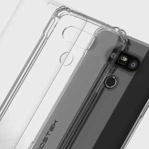 The Covert Protective bumper case in clear from Ghostek comes complete with a tough and highly durable film screen protector to provide your LG G5 with fantastic all round protection, whilst highlighting its superb design.