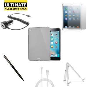 The Ultimate Pack for the iPad Pro 9.7 inch consists of fantastic must have accessories designed specifically for the iPad Pro 9.7 inch.