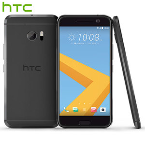 Unlocked 32GB HTC 10 in carbon grey. With a 5.2 inch display featuring a 1440 x 2560 resolution, 12MP camera and running Android 6.0 - this HTC smartphone is ready for anything you can throw at it.