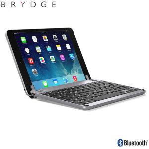 Ce très élégant clavier Bluetooth pour iPad Mini 4 BrydgeMini 2 Aluminium vous permettra de rédiger plus vite vos documents, tout en protégeant votre précieux iPad Mini 4. Point supplémentaire sympathique, il dispose de touches rétro-éclairées.