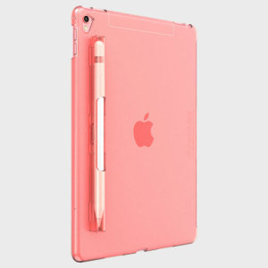 The CoverBuddy in rose gold provides tough, lightweight protection and great functionality. Compatible with Apple's Smart Keyboard, Smart Cover and with a holder for the Apple Pencil, this really is the perfect companion for your iPad Pro 9.7 inch.