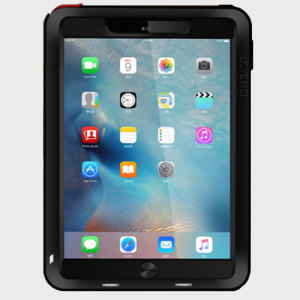 Love Mei Powerful Apple iPad Pro 9.7 Protective Case - Black