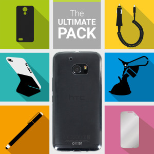 The Ultimate Pack for the HTC 10 consists of fantastic must have accessories designed specifically for the HTC 10.