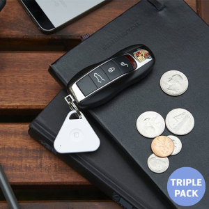 Meet the only rechargeable item locator in the world! The amazingly compact iHere 3.0 triple pack from Nonda allows you to conveniently track and locate your precious belongings with just one click. It even allows you to take perfect selfies.