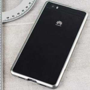 Protect your Huawei P8 Lite 2015 with this unique grey aluminium bumper.The bumper protects the outer edges while providing some front and back protection and looking fabulous while doing so. Also matches the colour of your grey P8 handset.