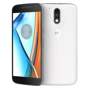 Powerful performance in a slim and stylish package. the 16GB Moto G4 in white comes packed with a blazing fast octa-core processor, a 13MP rear camera and a 5MP front facing camera for the ultimate smartphone experience.