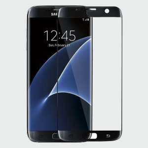Protect all of your Samsung Galaxy S7 Edge's beautiful curved display with the full body, edge to edge tempered glass screen protector from Zizo. With superb clarity and a durable construction this is the perfect way to keep your screen looking good.