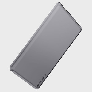 The new, sleeker portable Mophie Powerstation 3X Power Bank in Space Grey has been made specifically for all USB charging devices with its dual USB ports so you can charge 2 devices at once. With 6,000mAh of power and impressive charging speeds of 2.4A,