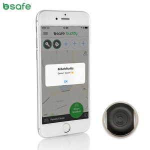 The new and improved Biisafe Buddy V3 boasts a wealth of new features, including better Bluetooth tracking and a built-in pedometer with a step count. Attach the Buddy Smart Button to your belongings such as keys and track them via the redesigned app.