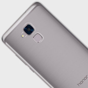 Coque Huawei Honor 5C FlexiShield en gel – 100% transparente