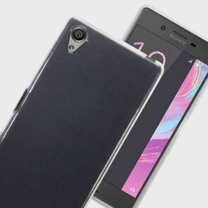 Olixar FlexiShield Sony Xperia X Gel Case - 100% Clear