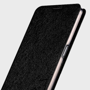 The MOFi Slim Flip Case in black offers high protection for your OnePlus 3T / 3 while also looking great. It provides a perfect fit and has a built-in stand for viewing media or web browsing.